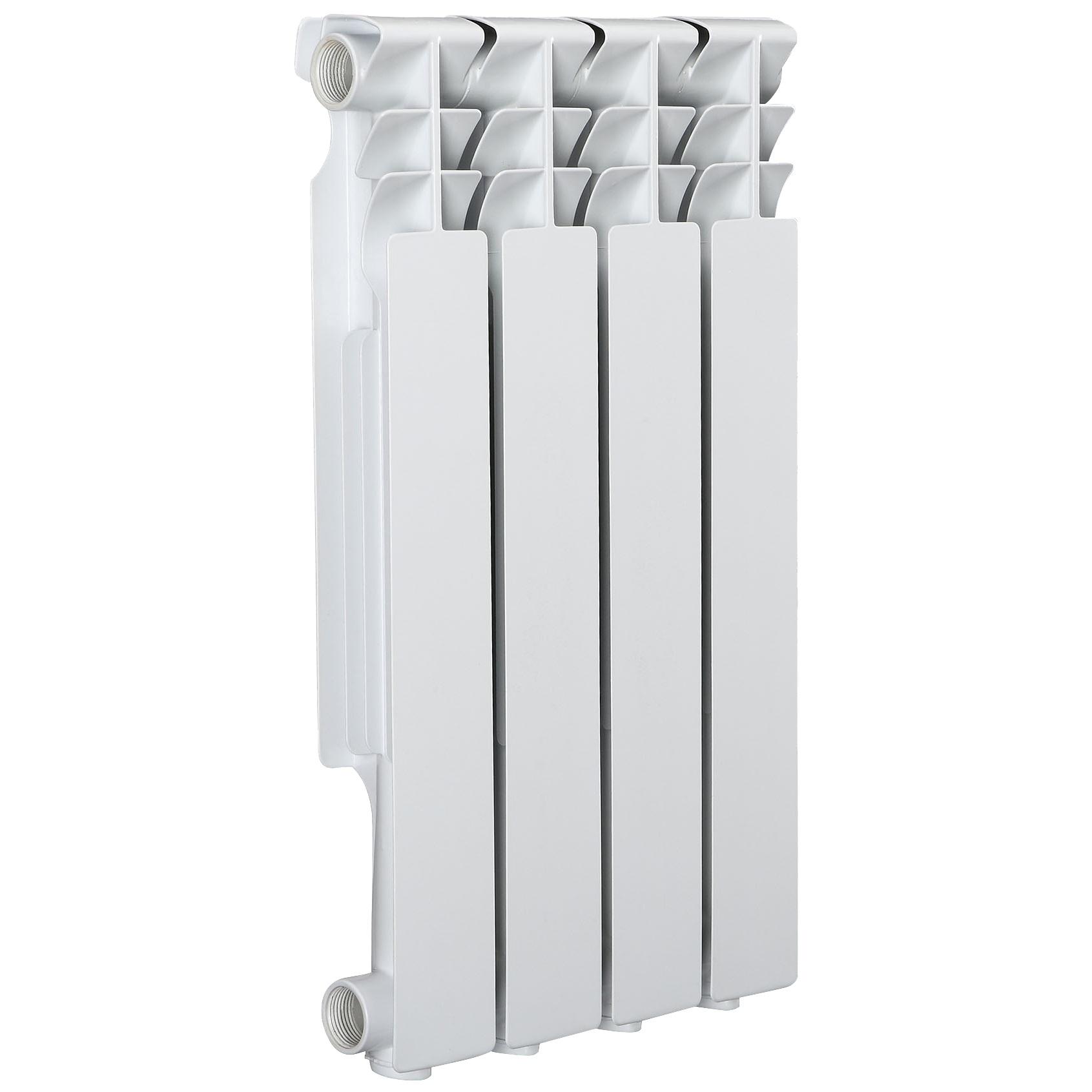 Секционные биметаллические радиаторы отопления