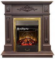 Каминокомплект Real Flame Lilian STD/EUG DN + Majestic s Lux BL/BR