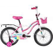 Детский велосипед Novatrack Tetris 16 (2018)