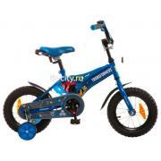 Детский велосипед Novatrack Transformers 12 (2015)