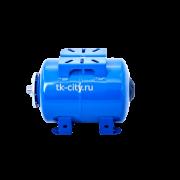 Гидроаккумулятор Aquario 18 л горизонтальный