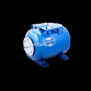 Гидроаккумулятор Aquario 24 л горизонтальный
