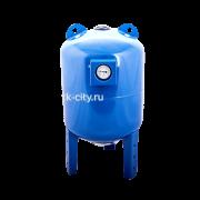 Гидроаккумулятор Aquario 60 л вертикальный с манометром