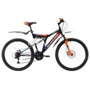 Горный (MTB) велосипед Black One Phantom FS 26 (2018)