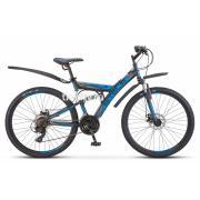 Горный (MTB) велосипед STELS Focus MD 21-sp 26 V010 (2019)