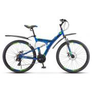 Горный (MTB) велосипед STELS Focus MD 21-sp 27.5 V010 (2019)
