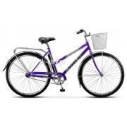 Городской велосипед STELS Navigator 300 Lady 28 Z010 (2018) с корзиной