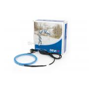Нагревательный кабель саморегулируемый DEVI pipeheat 10 V2 синий катушка, 300 м