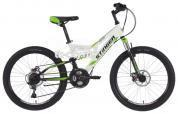 Подростковый горный (MTB) велосипед Stinger Highlander D 24 (2018)