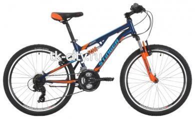 Подростковый горный (MTB) велосипед Stinger Discovery 24 (2018)