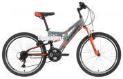 Подростковый горный (MTB) велосипед Stinger Highlander 24 (2018)