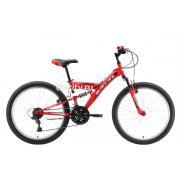 Подростковый горный (MTB) велосипед Black One Ice FS 24 (2019)