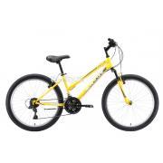 Подростковый горный (MTB) велосипед Black One Ice Girl 24 (2020)