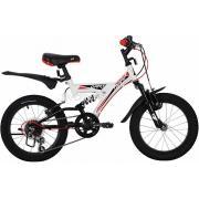 Подростковый горный (MTB) велосипед Novatrack Dart 16 5 (2016)