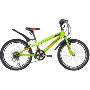 Подростковый горный (MTB) велосипед Novatrack Racer 20 12 (2020)