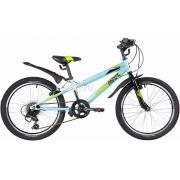 Подростковый горный (MTB) велосипед Novatrack Racer 20 6 (2020)