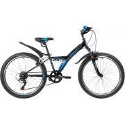Подростковый горный (MTB) велосипед Novatrack Racer 24 Hardtail (2020)