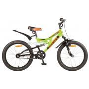 Подростковый горный (MTB) велосипед Novatrack Shark 20 1 (2020)