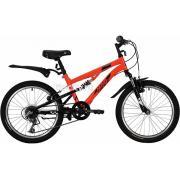 Подростковый горный (MTB) велосипед Novatrack Titanium 20 (2015)