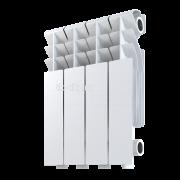Радиатор алюминиевый секционный HEATEQ HRP350-04