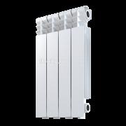 Радиатор алюминиевый секционный HEATEQ HRP500-04