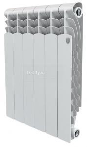 Радиатор секционный алюминий Royal Thermo Revolution 350 x4