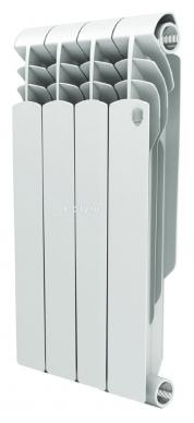 Радиатор секционный алюминий Royal Thermo Revolution 500 x4