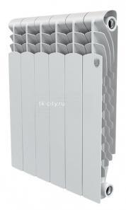 Радиатор секционный алюминий Royal Thermo Revolution 500 x6
