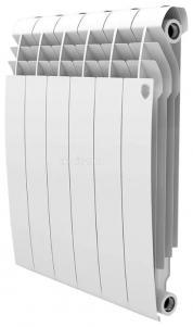 Радиатор секционный биметаллический Royal Thermo BiLiner 500 x6