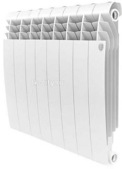 Радиатор секционный биметаллический Royal Thermo BiLiner 500 x8