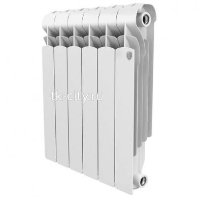 Радиатор секционный биметаллический Royal Thermo Indigo Super 500 x6