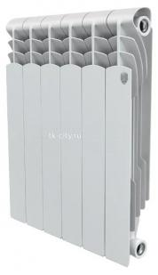 Радиатор секционный биметаллический Royal Thermo Revolution Bimetall 500 x8
