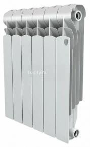 Радиатор секционный алюминий Royal Thermo Indigo 500 x8