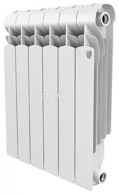 Радиатор секционный биметаллический Royal Thermo Indigo Super 500 x4