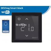 Терморегулятор DEVI Devireg Smart pure black