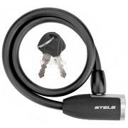 Велозамок STELS 84356 черный