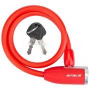 Велозамок STELS 84356 красный